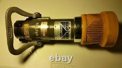 Elkhart Brass Sm-30f Select-o-matic 1.5 Poignée De Fer À Cheval Pour Tuyau D'incendie V