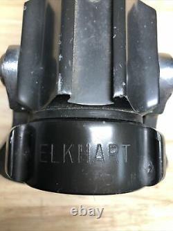 Elkhart Chief 4000-10 Brouillard De Buse De Tuyau D'incendie/ Courant Droit 1 1/2