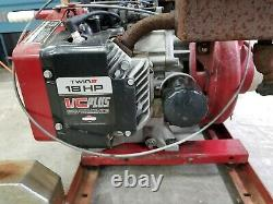 Hale Fire Truck Pump System 25fb-42 18 HP Jusqu'à 240 Gpm Démarrage Électrique 2,5