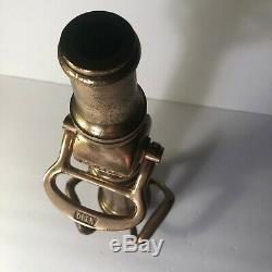 Laiton Antique Feu Buse Colt