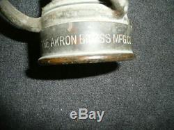 Le Laiton Akron Mfg Co. 26 4946 Marquer Feu Buse