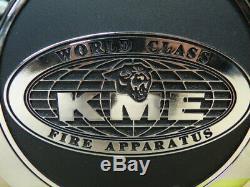 Moteur Tuyau D'incendie Pompe À Cap World Class Kme Incendie Appareil Couvercle De Pompe