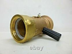 Nouveau! Buse D'incendie Industrielle Elkhart Brass, 2-1/2 Po