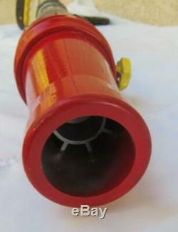 Pok Lutte Contre Les Incendies En Mousse 30-125 G Tuyau D'incendie Buse Avec Shut Off