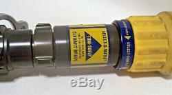 Sélectionnez-o-matic Laiton Elkhart Tuyau D'incendie Buse Sm-30flp 1,5 75-325 Psi 75 Gpm