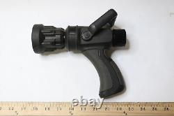 Snap-on Fireman's Nozzle Black And Grey Nozzlefng