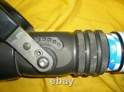 Task Force Tip Fire Hose Nozzle 50-350 Gpm, Tft Firefighting Nozzle