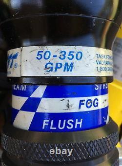 Tft Automatique 200-1300 Lpm Buse D'eau De Feu Flush-fog-stream Bsp Professionnel