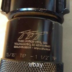 Tft Dual Force Buse Avec Poignée Double Pression Tuyau D'incendie Buse Avec Poignée Pistolet