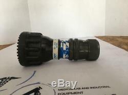 Tft Groupe De Travail Automatique Lutte Contre L'incendie Buse 50-350 1,5 Gpm Nh (noir)