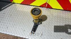 Tuyau D'incendie Select-o-matic De 1,5 Pouce En Laiton Elkhart Sm-10fg