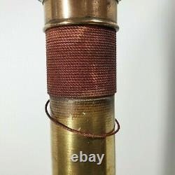 Vintage 30 Elkhart Brass Buse De Feu Double Poignée