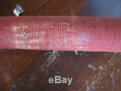 Vintage Eureka Fire Hose Co 30 Pouces Buse (eau Cannon)