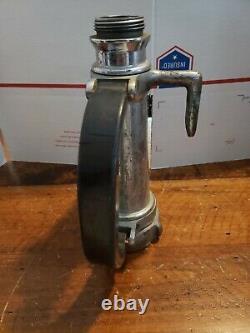 Vintage Grand Akron Métal Nh Turbo Jet Feu Buse