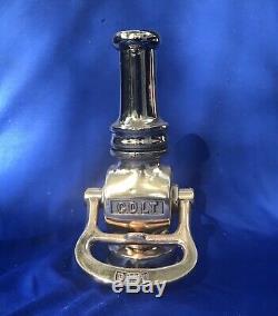 Vintage Poli Très Colt Feu Pat Buse. 1917